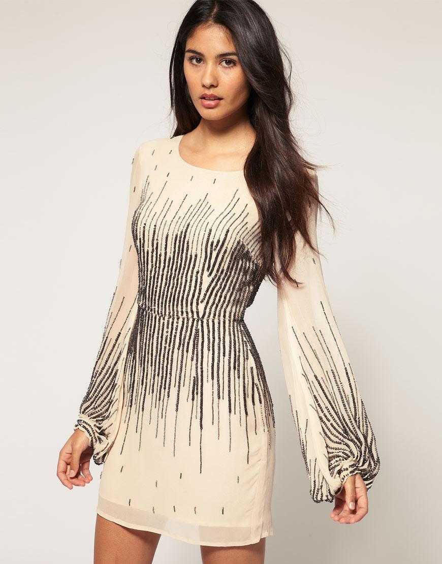 Сшить платье из паеток своими руками